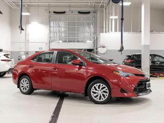 Used 2017 Toyota Corolla 4dr Sdn CVT LE for sale in New Westminster, BC
