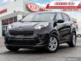 Used 2017 Kia Sportage FWD 4dr LX for sale in Oakville, ON