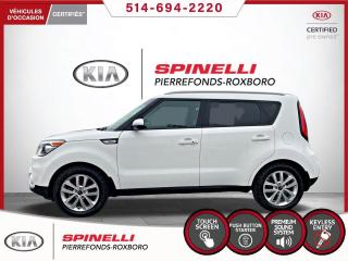 Used 2017 Kia Soul EX+ PUSH START for sale in Montréal, QC