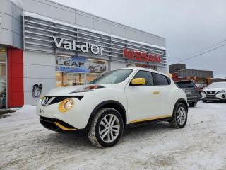 Used 2017 Nissan Juke SV+8 PNEUS ET MAG for sale in Val-d'Or, QC