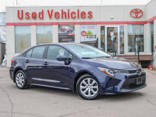 Used 2020 Toyota Corolla LE YES WE ARE OPEN BACK-UP CAMERA for sale in North York, ON