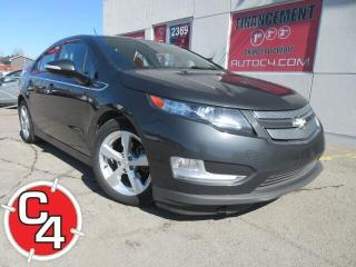 Used 2015 Chevrolet Volt HYBRIDE ELECTRIQUE LT MAGS BLUETOOH for sale in St-Jérôme, QC