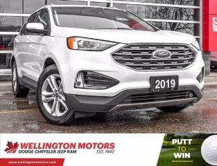 Used 2019 Ford Edge SEL / Navi / AWD / Back-Up Cam !! for sale in Guelph, ON