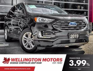 Used 2020 Ford Edge SEL / Leather / AWD / Navi .... for sale in Guelph, ON