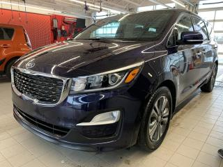 Used 2020 Kia Sedona *SX*TOIT OUVRANT*BLUETOOTH*A/C for sale in Québec, QC