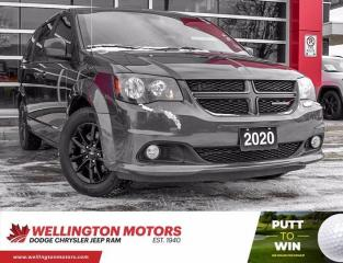Used 2020 Dodge Grand Caravan GT / Leather / Remote Start / Warranty !! for sale in Guelph, ON