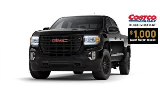 New 2021 GMC Canyon Elevation  - SIriusXM for sale in Orleans, ON