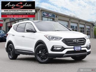 Used 2018 Hyundai Santa Fe Sport 2.4 Premium AWD ONLY 110K! **BACK-UP CAMERA** PREMIUM PKG for sale in Scarborough, ON
