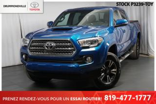 Used 2016 Toyota Tacoma TRD SPORT| NAVIGATION| 6500 LBS for sale in Drummondville, QC
