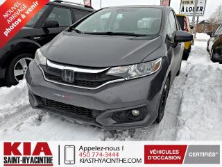 Used 2018 Honda Fit EX ** TOIT OUVRANT / CAMÉRA DE RECUL for sale in St-Hyacinthe, QC