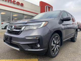 New 2021 Honda Pilot TOURING 8P for sale in Simcoe, ON