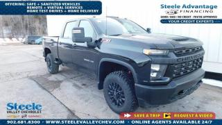 New 2021 Chevrolet Silverado 2500 HD Work Truck for sale in Kentville, NS