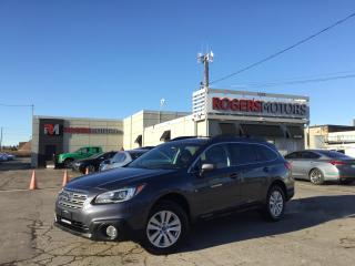 Used 2017 Subaru Outback 2.99% Financing - 2.5i AWD - SUNROOF - REVERSE CAM for sale in Oakville, ON