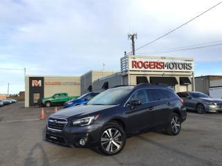 Used 2019 Subaru Outback 2.99% Financing - 2.5i LTD AWD - NAVI - SUNROOF - LEATHER for sale in Oakville, ON