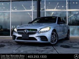 Used 2019 Mercedes-Benz AMG C 43 4matic Sedan for sale in Calgary, AB