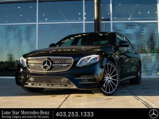 Used 2017 Mercedes-Benz AMG E 43 4MATIC Sedan for sale in Calgary, AB