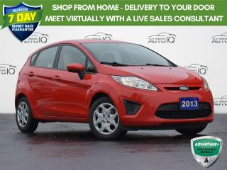 Used 2013 Ford Fiesta SE | FWD | HATCH BACK | AUTOMATIC | HEATED SEATS | WINTER TIRES ON RIMS | for sale in Waterloo, ON