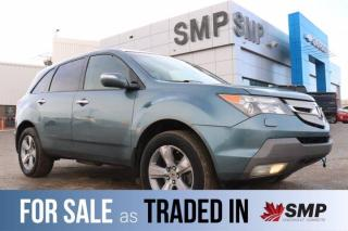 Used 2007 Acura MDX Technology Pkg ***AS TRADED / MECHANICS SPECIAL *** for sale in Saskatoon, SK