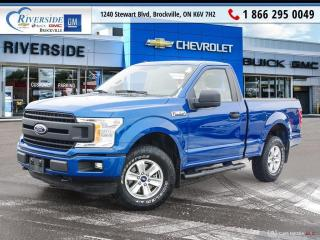 Used 2018 Ford F-150 XL for sale in Brockville, ON