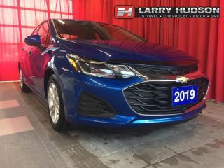 Used 2019 Chevrolet Cruze LT Sedan   Turbo   Remote Start for sale in Listowel, ON