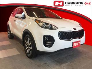 Used 2017 Kia Sportage EX One Owner | Clean CarFax | Smart Key | Rear Vision Camera for sale in Listowel, ON
