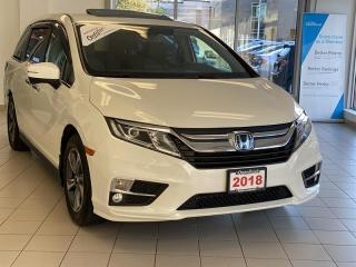 Used 2018 Honda Odyssey EXL RES for sale in Burnaby, BC