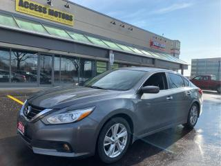 Used 2016 Nissan Altima 4dr Sdn I4 CVT 2.5 for sale in North York, ON