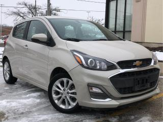 Used 2019 Chevrolet Spark 4dr HB CVT LT w/1LT for sale in Waterloo, ON