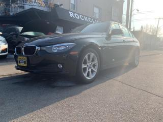 Used 2014 BMW 3 Series 4dr Sdn 320i RWD for sale in Scarborough, ON