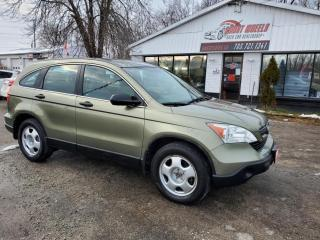 Used 2008 Honda CR-V LX for sale in Barrie, ON
