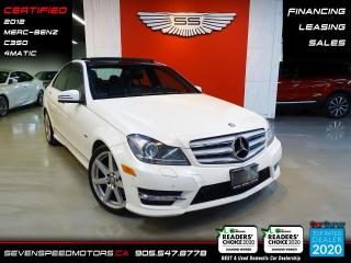 Used 2012 Mercedes-Benz C-Class C350 AMG | CERTIFIED | NAVI | FINANCE | 9055478778 for sale in Oakville, ON