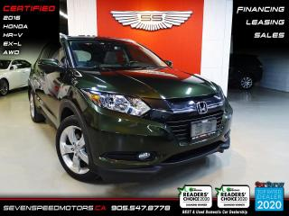 Used 2016 Honda HR-V AWD EX-L NAV I ACCIDENT FREE | FINANCE | 9055478778 for sale in Oakville, ON
