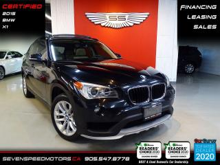 Used 2015 BMW X1 X-DRIVE | NAVI | CERTIFIED | FINANCE | 9055478778 for sale in Oakville, ON