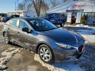 Used 2017 Mazda MAZDA3 Sport for sale in Barrie, ON