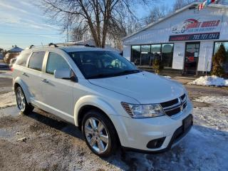 Used 2014 Dodge Journey R/T for sale in Barrie, ON