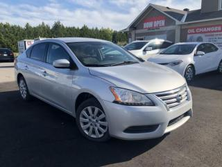 Used 2014 Nissan Sentra S for sale in Ottawa, ON