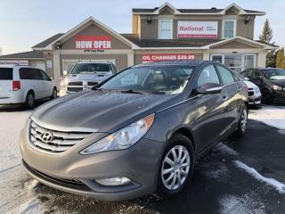 Used 2011 Hyundai Sonata LIMITED for sale in Ottawa, ON