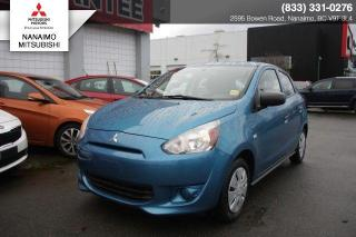 Used 2015 Mitsubishi Mirage ES for sale in Nanaimo, BC