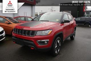 Used 2018 Jeep Compass Trailhawk for sale in Nanaimo, BC