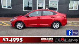 Used 2018 Hyundai Accent LE for sale in Saint John, NB