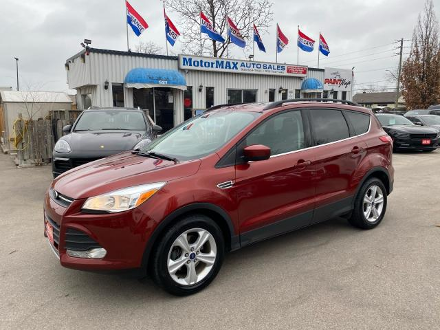 2014 Ford Escape SE-NAVI-ACCIDENT FREE