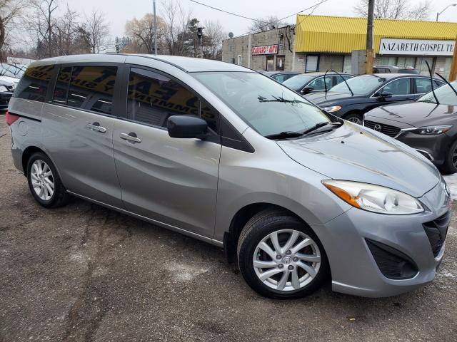 2012 Mazda MAZDA5 GS/BLUETOOTH/6PASSENGER/LOADED/ALLOYWHEELS