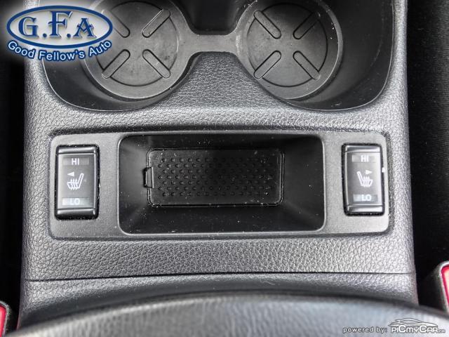 2016 Nissan Rogue SL AWD, NAVI, 360° CAMERA, LEATHER & HEATED SEATS