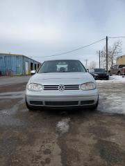 Used 2004 Volkswagen Golf GLS for sale in Calgary, AB
