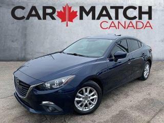 Used 2015 Mazda MAZDA3 GS / SUNROOF / NO ACCIDENTS for sale in Cambridge, ON