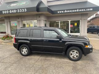Used 2009 Jeep Patriot North 4X4 for sale in Mississauga, ON