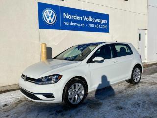 New 2021 Volkswagen Golf Highline for sale in Edmonton, AB