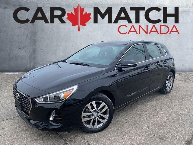 2019 Hyundai Elantra GT PREFERRED / AUTO / ONLY 6,825 KM