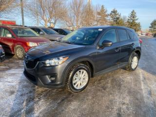 Used 2014 Mazda CX-5 GS; SUNROOF, HEATED SEATS, A/C, BACKUP CAMERA, BLUETOOTH for sale in Edmonton, AB