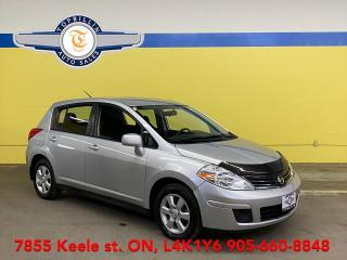 Used 2011 Nissan Versa 1.8 SL 2 Years Warranty for sale in Vaughan, ON